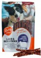 Duvo+ meat! - Lamb & Rice Sticks - 80g - Nyhet!