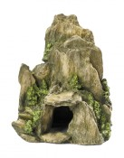 Deco Stone With Moss - Large - 16x11x20cm