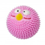 Rubber Lucky Bird with Strawberry Flavour - Strawberry flavour - 8,3cm