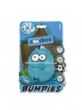 Coockoo Bumpies with Rope - Giant  - 9x11cm - For dogs 13-30kg