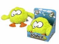 Coockoo Bouncy - Hilarious fanfare sound  / Incl. 3x AAA - 28x19cm - Lime