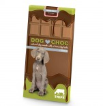 Dog Choc Tripe - No sugar additives - 100gr