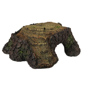 Dekoration - Aqua Della - Oakly Stump - 27x22x8cm