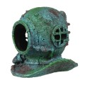 Dekoration - Aqua Della - Diving Helmet - 15x14x13cm