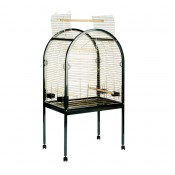 Parrot Cage Diamond - 105x83x171cm - Black
