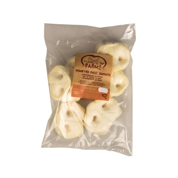Farmz Puffed pigs' snouts - 6pcs