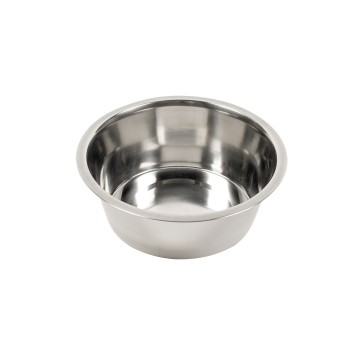 Inox Feeding Bowl - ø13cm - 470ml