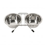 Twin Feeder + 2 Bowls - ø11cm - 2x240ml