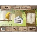 Woodland Aviary Hyacinth - 90x38x66cm