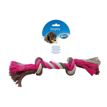 Knotted Cotton Rope - Large - 35cm - 180gr
