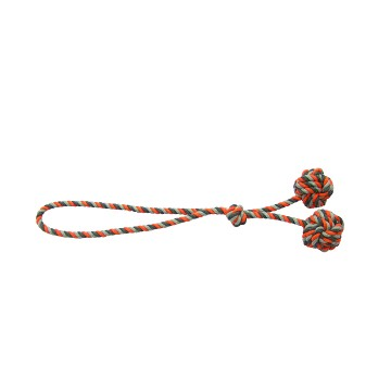 Knotted Cotton Dummy Ball 2X - 43cm