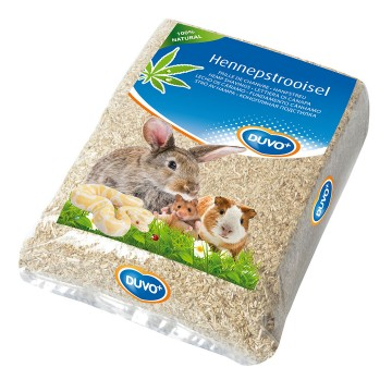 Hemp Bedding - 3Kg