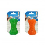 TPR Bone Squeaky - 9,5cm - Mix