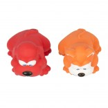 Latex Squeaky Dog and Cat - 10,5cm - Mix