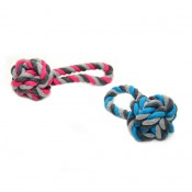 Knotted Cotton Cotton Dummy Ball - 9cm