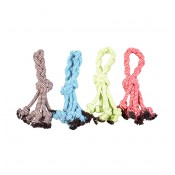 Scooby Rope Knot with Loop - 30,5cm - Mixed