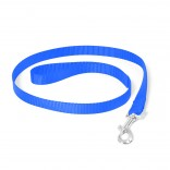 Nylon Lead - L-XL - 100cm/25mm - Blue