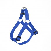 Nylon Step In Harness - XS-S - 30-40cm/10mm - Blue