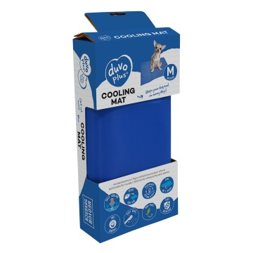 Cooling Mat - Medium - 50x65cm - Blue