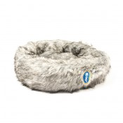 Donut bed Long Fur - 55x30x17cm