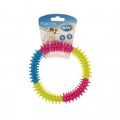 Puppy TPR Teething Ring - 15,5cm