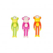 Latex monkey mix - 16cm - Mix