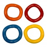 Rubber Ring Wavy Mix - 15cm - Mix