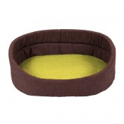 Dogrelax with Door Earth - 40x25cm - Brown & Green