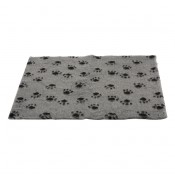 FurBed Anti-Slip Paws - 75x50cm - Grey