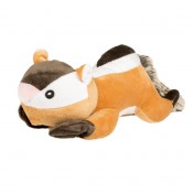 Plush chipmunk fluffy with elegant tail - 24cm