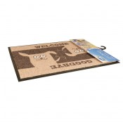 Pet Floor mat Indoor Welcome - Indoor use - 60x40cm
