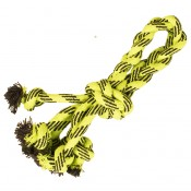Scooby Rope Knot With Loop - 31x16x7cm