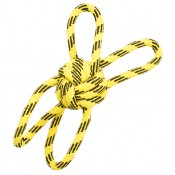 Scooby Rope Ball With 4 Loops - 25x20x7,7cm