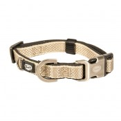 Halsband - EXPLOR North - 20-35cm/15mm - Taupe