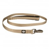 EXPLOR North leash nylon - L - 100cm/20mm - Taupe