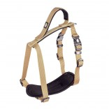 EXPLOR North harness nylon - S - 30-40cm/15mm - Taupe