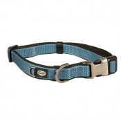 Halsband - EXPLOR North - 20-35cm/15mm - Petrol