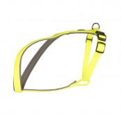 EXPLOR South harness PVC - XL - 65-80cm/25mm - Neon yellow