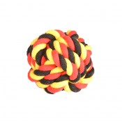 Knotted Cotton ball Goo Belgium! - 8cm
