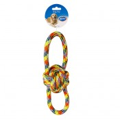 Cotton Rope with 2 Loops Beach - 35x10,5cm - Mixed