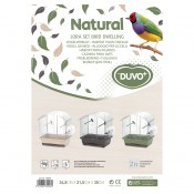 Bird cage Natural Lora set 3st - 1 size/ 3 colours - 35x22x35cm - Mixed