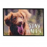 Pet Floor mat Indoor Stay Happy - Indoor use - 60x40cm