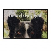 Pet Floor mat Indoor I'm Watching You - Indoor use - 60x40cm