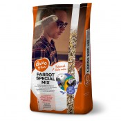 Fågelfoder Papegoja DuvoPlus - Parrot Special Mix - 12,5kg - Ny2020 - Ny2020