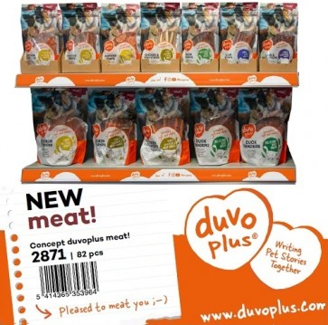 Concept 2871 - Tugg - Duvo Plus - meat! - 82st, 10 varianter - Nyhet!